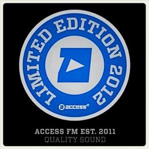 S.o.t.U. Fill In @ Access.FM 13-2-2013