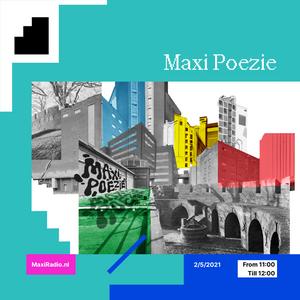 Maxi Poëzie - 'De Stad' / 2-5-2021