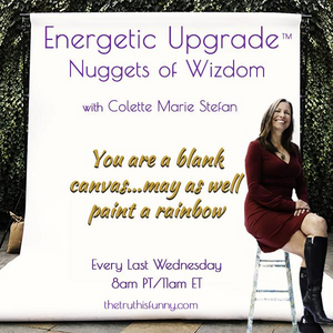 Nuggets of Wizdom with Colette! LOOKING GOOD IS A BUSINESS DECISION