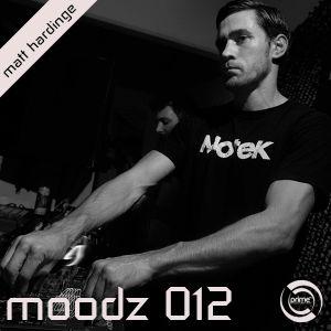 Moody Moodz 012 : Matt Hardinge