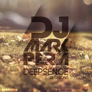 DJ MARK PERA - Deepsence Sessions #10 @ Radio Deep