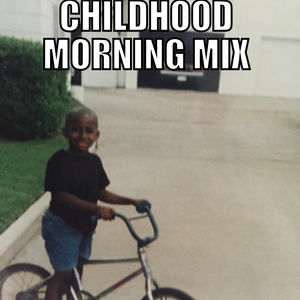 Childhood Saturday Morning Mix