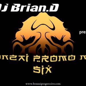 DJ Brian.D - Bonzai Promo Mix 6
