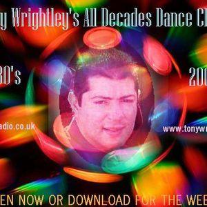 DJ Tony Wrightleys All Decades Dance Classics