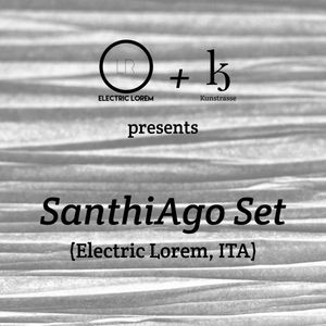 Electric Lorem X Kunstrasse - Set by SanthiAgo