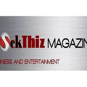 So Hot! Kim Cameron/SideFX & RockThizMagazine's Lisa M. Snyder