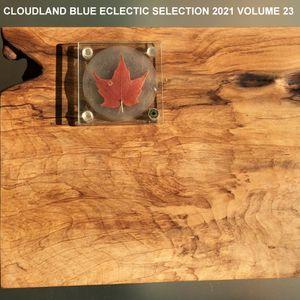 Cloudland Blue Eclectic Selection 2021 Volume 23