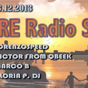LORENZOSPEED* presents AMORE Radio Show Domenica 8 Dicembre 2013 with GLORiA P MARCO B and ViCTOR