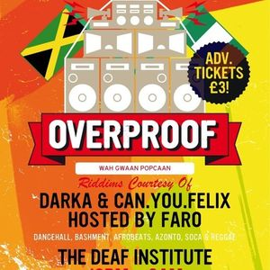 Overproof Spring Thing April 2013