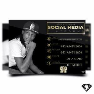 Dj Andie - A List Vol 1 by DjAndie254 | Mixcloud