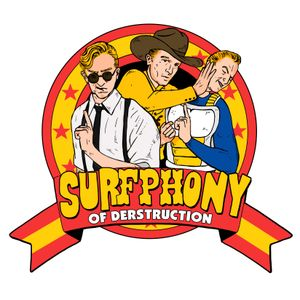 THE SURFPHONY OF DERSTRUCTION 2000 - EPISODE 98: TRIPLE TROUBLE