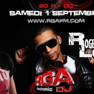 Electronic DJ Live Mix Live part 1 (01-09-2012)