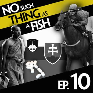 Episode 10: No Such Thing As A Soggy Monk by No Such Thing