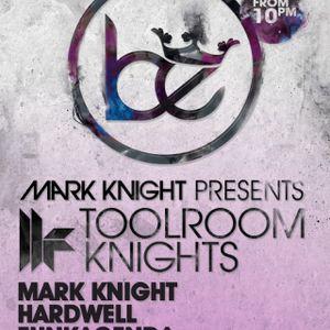 Mark Knight - Live @ Toolroom Knights N°5 (Be), Space Ibiza, Espanha (27.06.2012)