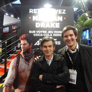 Interview de Bruno Choël, VF de Nathan Drake, Johnny Depp