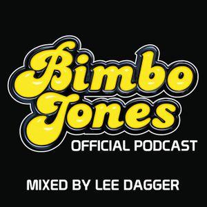 LEE DAGGER OF BIMBO JONES RADIO SHOW MIX 8TH OCT 2013