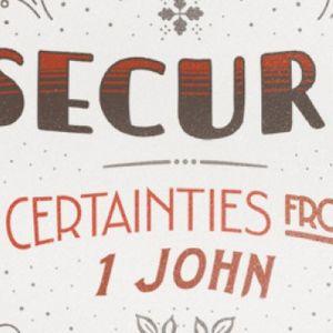 SECURE - Week 2 - When Sin Meets Forgiveness - Audio