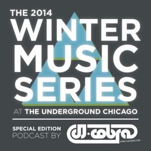 The Underground Podcast : 12 [Special Edition by DJ Cobra]