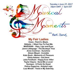 Musical Moments 6: My Fair Ladies