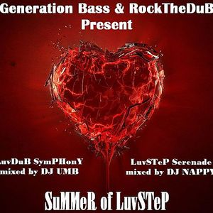Summer Of Luvstep - LuvDub Symphony Mixed by DJ UMB (June 2011)