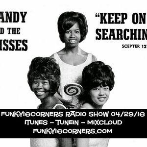 Funky16Corners Radio Show 042916