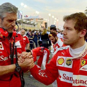 1: Did Arrivabene End Up Paying For Vettel's Mistakes?