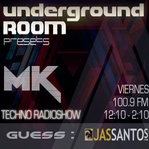 Underground ROOM : 11 - OCT - 2013 . Guess : JASANTOS