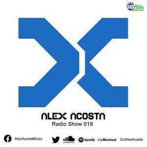 The Alex Acosta Show - EP 19 - on Mix03FM