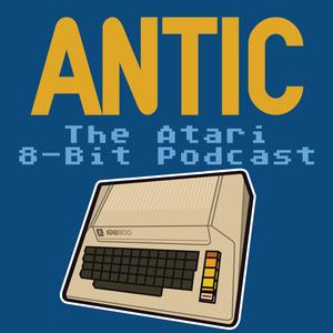ANTIC Interview 188 - Neil Harris: Commodore, Atari, GEnie