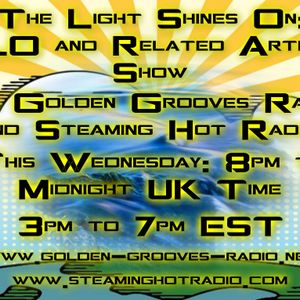 The Light Shines On: ELO And Related Artists Show - 21st October 2015