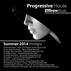 ZifironMusic presents Progressive House of Summer 2014