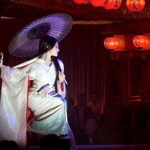 geisha in bloom