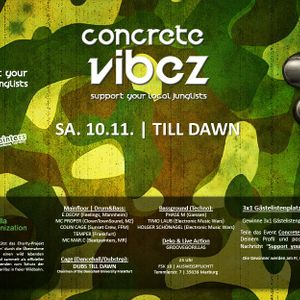 Teaser for ConcreteVibez10NOV2012