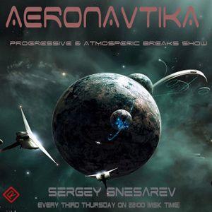 Sergey Snesarev - Aeronavtika #169 with guest mix by DJ Foggy