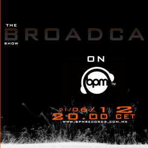 DjLazar@BPM Records - The Broadcast - Live 2 - 20.01.2012
