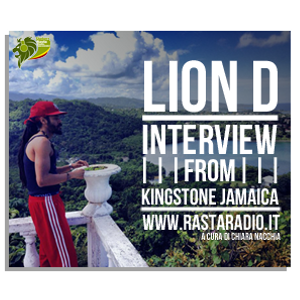 LionD interview from Kingstone JA