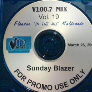 DJ ELEAZAR - SUNDAY BLAZA MIX #19