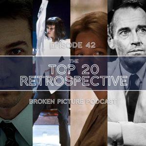 Episode 42: The Top 20 Retrospective