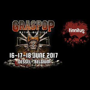 Tinnitus - 31 mei 2017 - GRASPOP SPECIAL