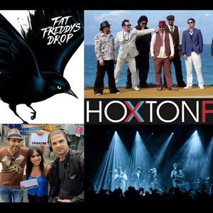 Fat Freddy's Drop Special on @Hoxton_FM - Reson8 Show with Quintin Christian & Rakhee Sudra