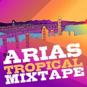 DJ Arias's Muevete Tropical mixtape
