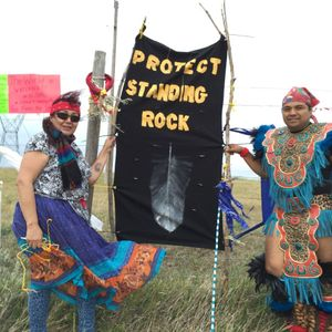 Sharing My Experience at Standing Rock