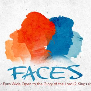 Eyes Wide Open to the Glory of the Lord