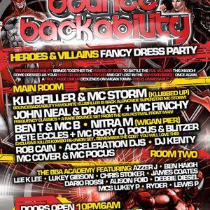Acceleration DJ's - Bouncebackability Promo Mix