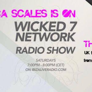 IBIZA LIVE RADIO - WICKED 7 NETWORK RADIO SHOW