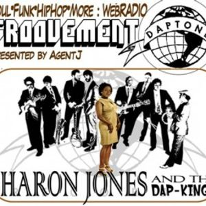 GROOVEMENT // Sharon Jones and the Dap Kings Interview / April 2008