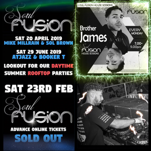 Brother James Soul Fusion House sessions Episode 034