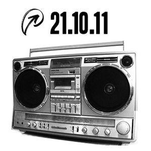 Sonar Radio 21.10.11 - Pushin'On Show pt.1