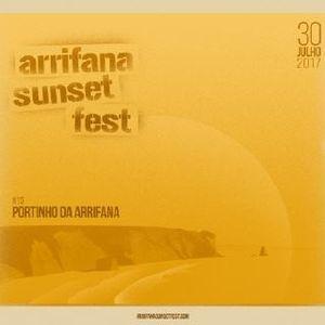 Entrevista  - Arrifana Sunset Fest (Bruno Rosmaninho)
