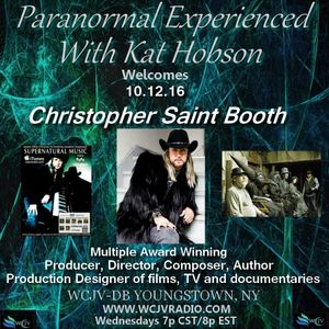 Paranormal Experienced with Host Kat Hobson_20161012_Christopher Saint Booth